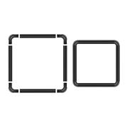 Immagine per la categoria Cornici Bifacciali e Monofacciali